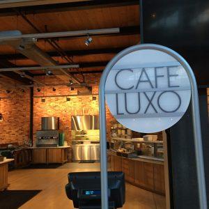 Cafe Luxo Pixar