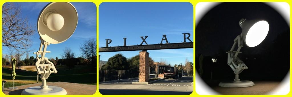 Pixar Studios #PixarInsideOut