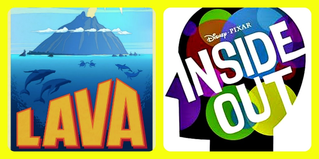 #PixarInsideOutEvent