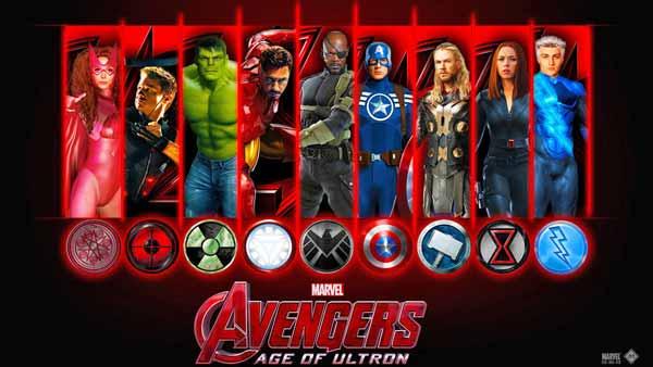Avengers Age of Ultron Hero