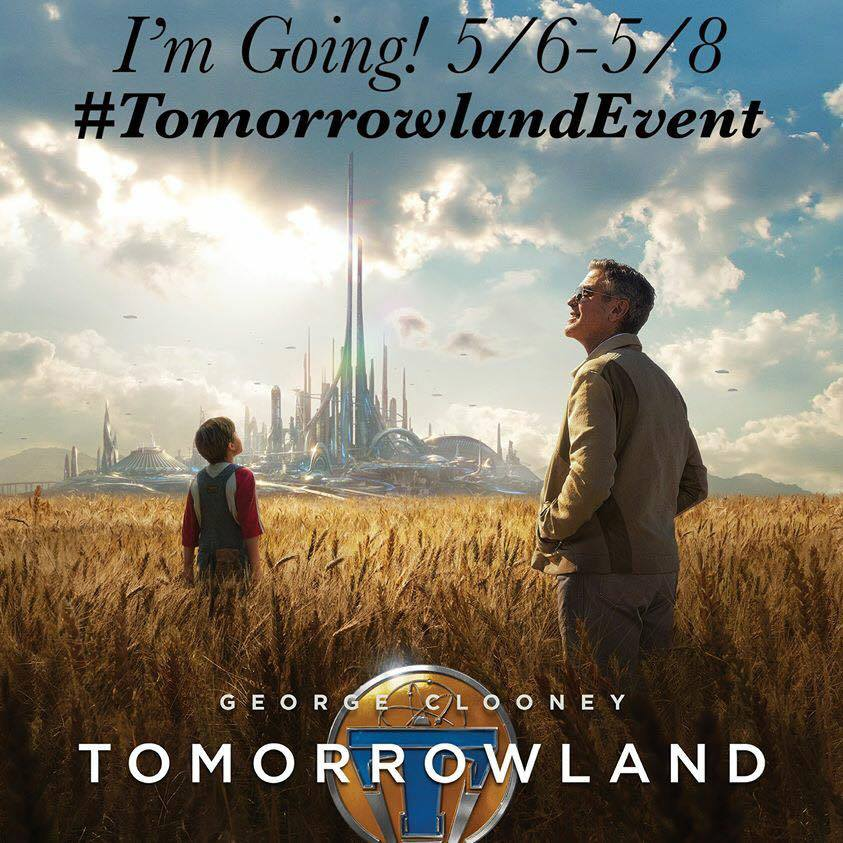 #TomorrowlandEvent Button
