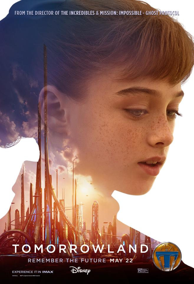 Tomorrowland Athena Poster