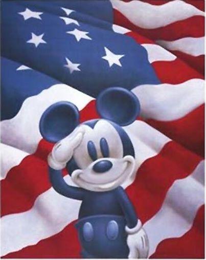 Mickey-Saluting-Veterans