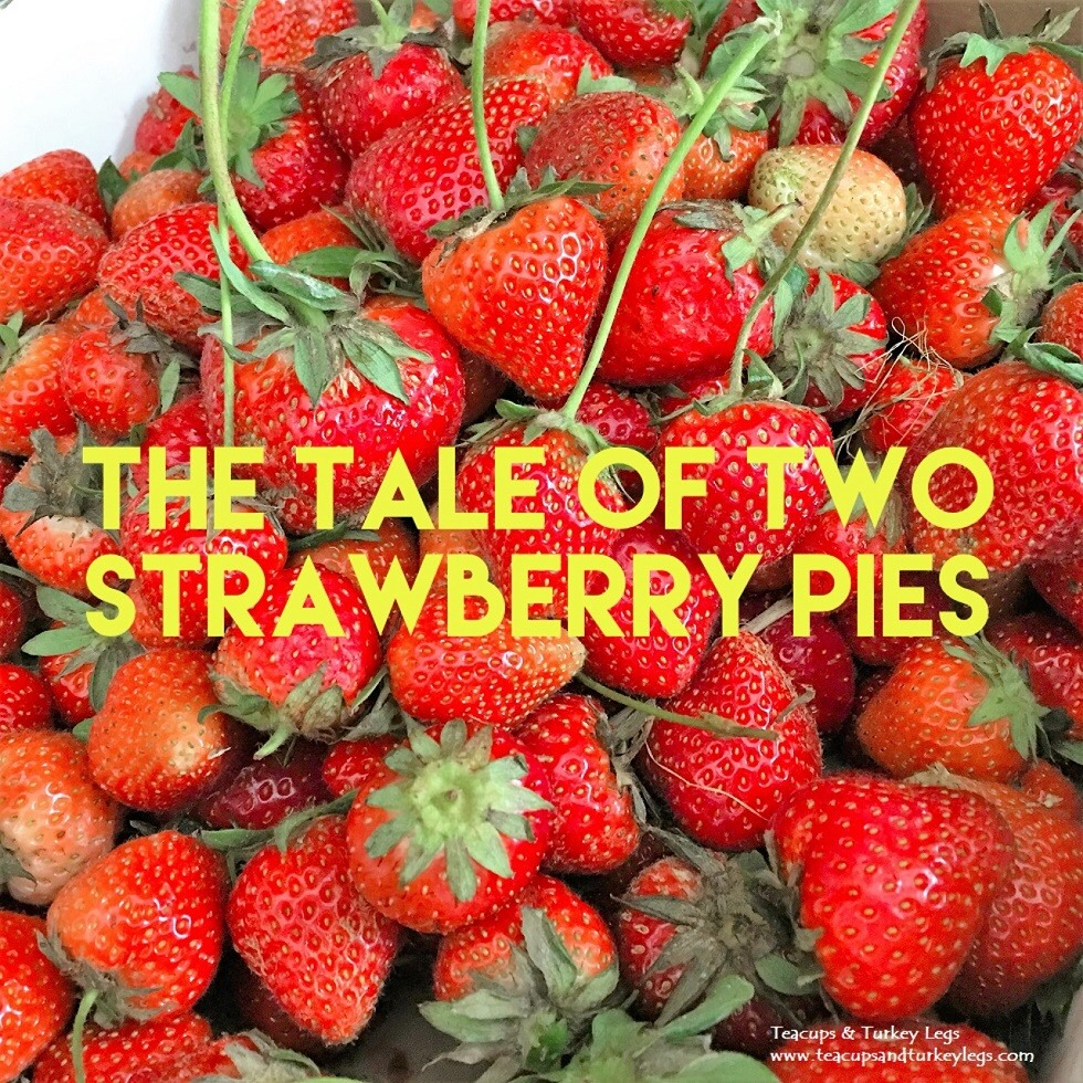 The Tale of Two Strawberry Pies