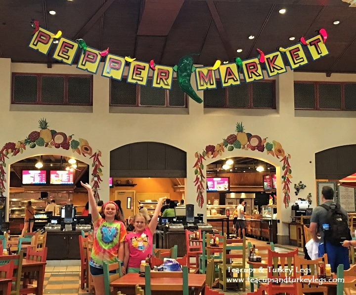 Pepper Market, Disney's Coronado Springs Resort