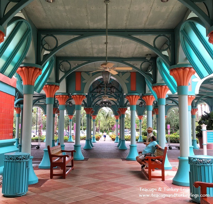 Welcome to Disney's Coronado Springs Resort