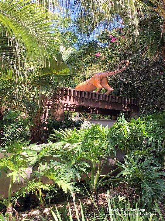 The Jaguar Slide at Disney's Coronado Springs Resort