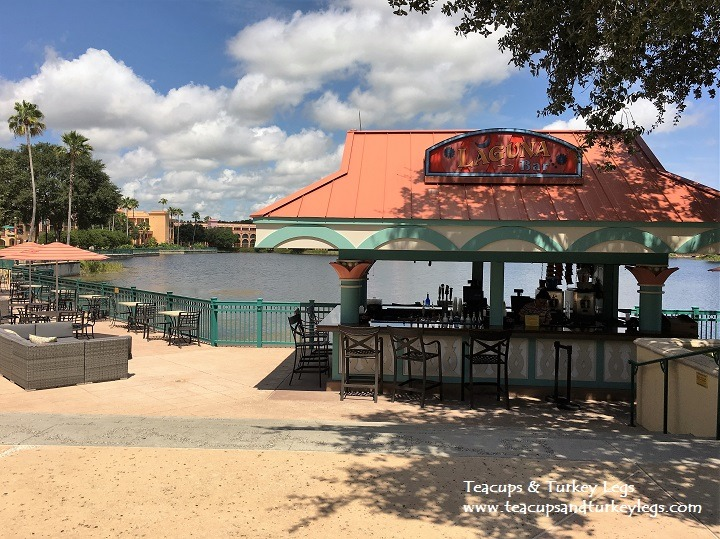 Laguna Bar, Disney's Coronado Springs Resort