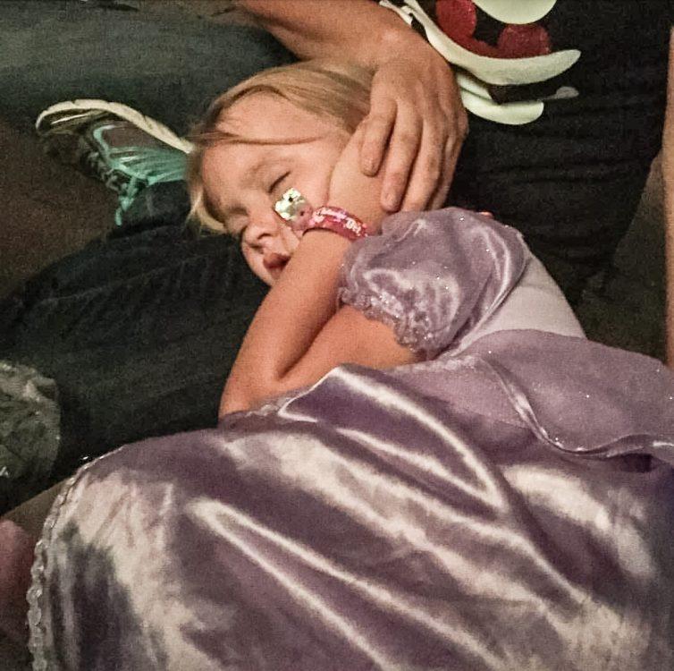 Disney-Disneyland-Grandkids