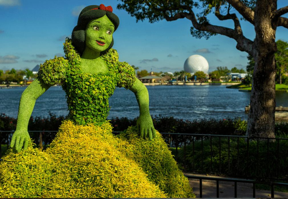 Epcot International Flower And Garden Festival Walt Disney World