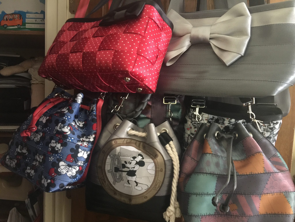 Harvey Bags My Disney Stuff - One Mom's Whine