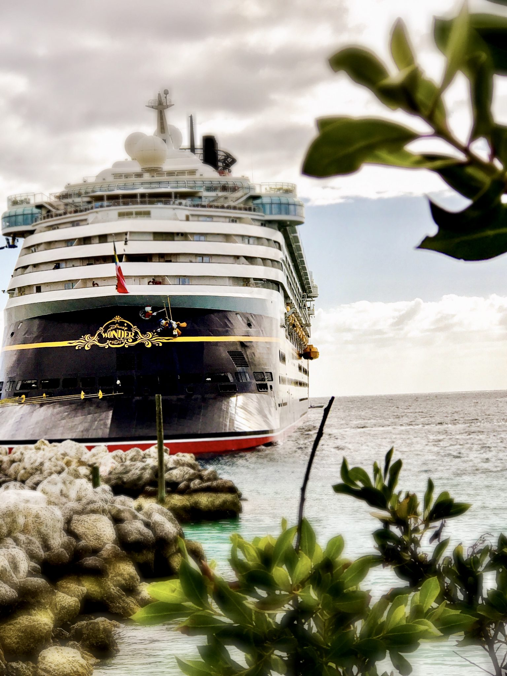 Castaway Cay Disney Wonder Disney Cruise Line-41