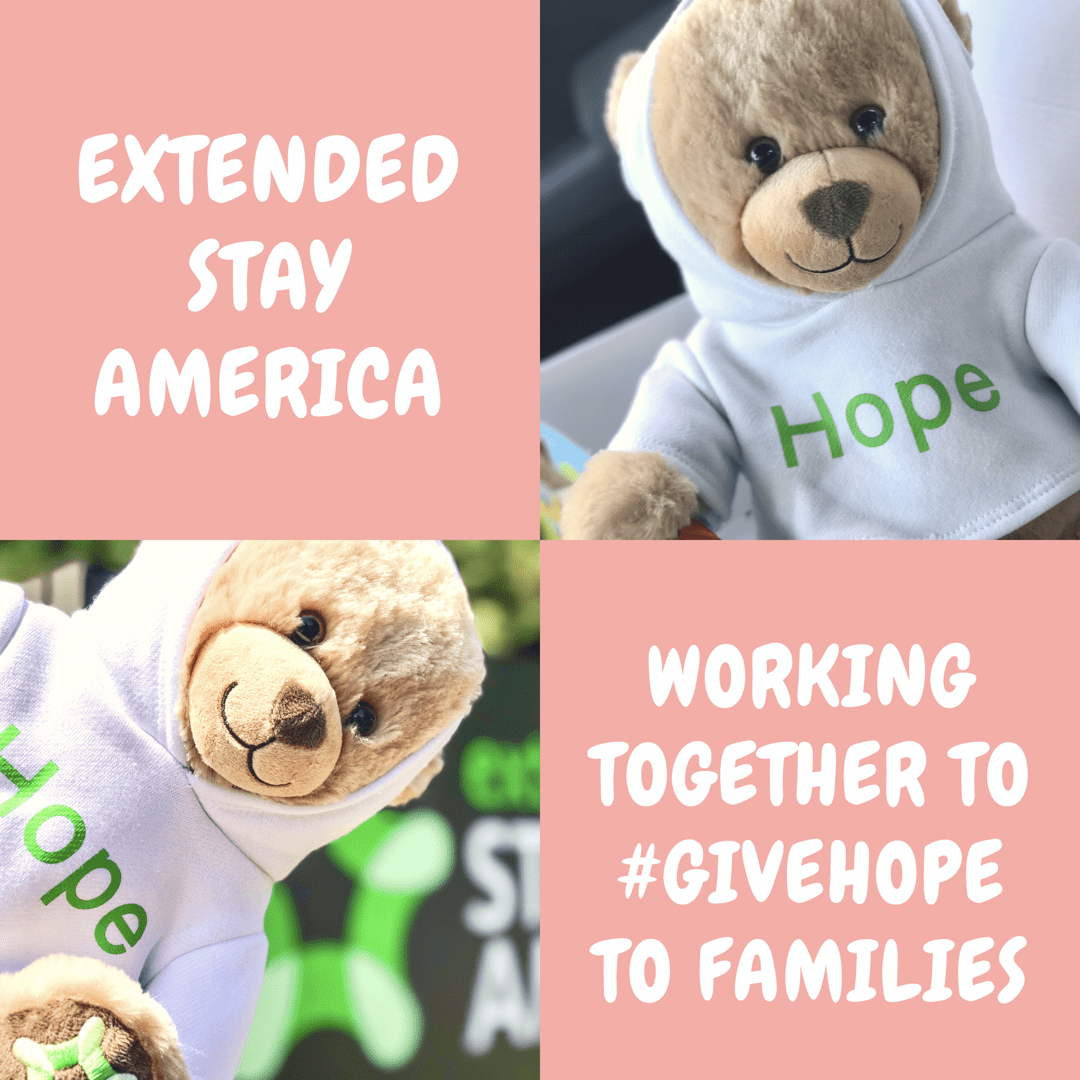Extended Stay America #GiveHope-