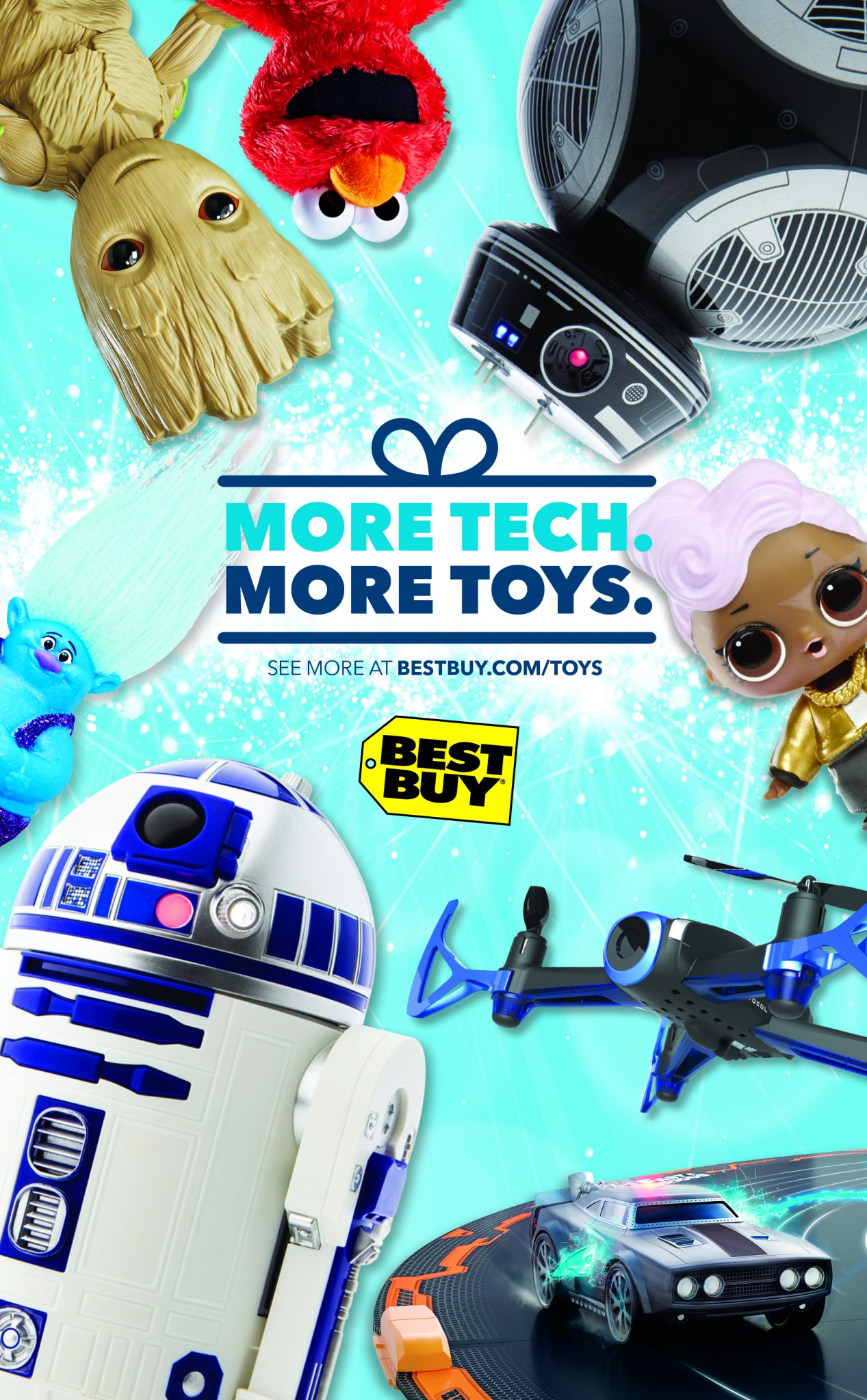 Holiday Toys image Best Buy