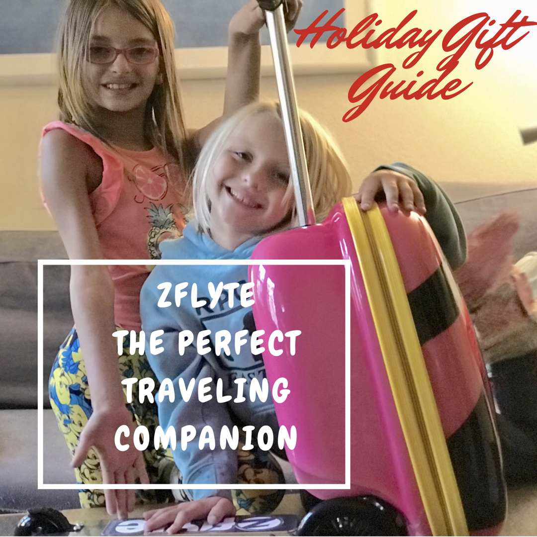ZFlyte Suitcase Holiday Gift Guide