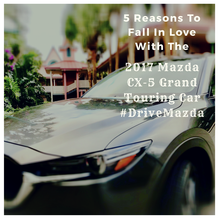 2017 Mazda CX-5 Grand Touring Car