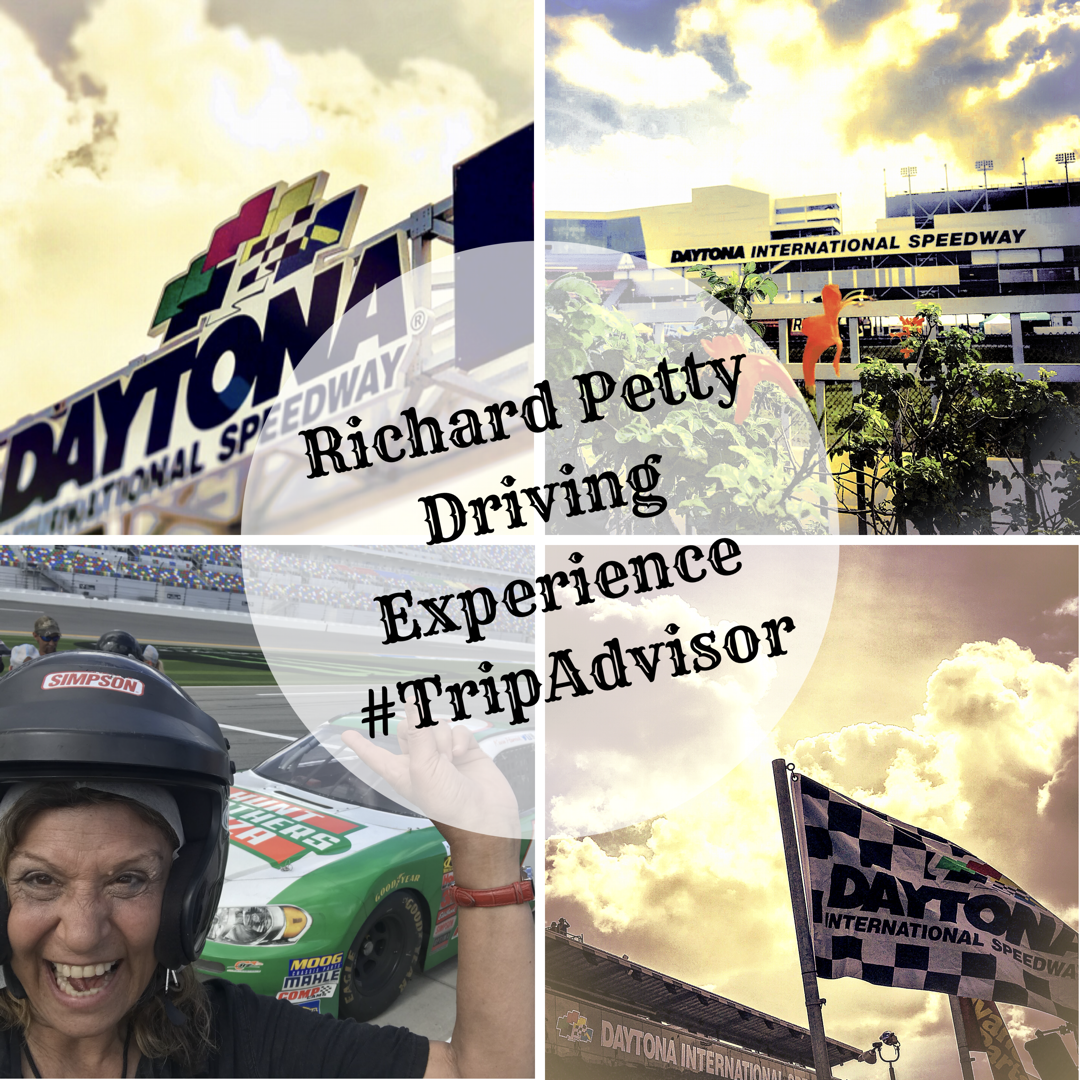 Richard Petty Driving Experience #TripAdvisor