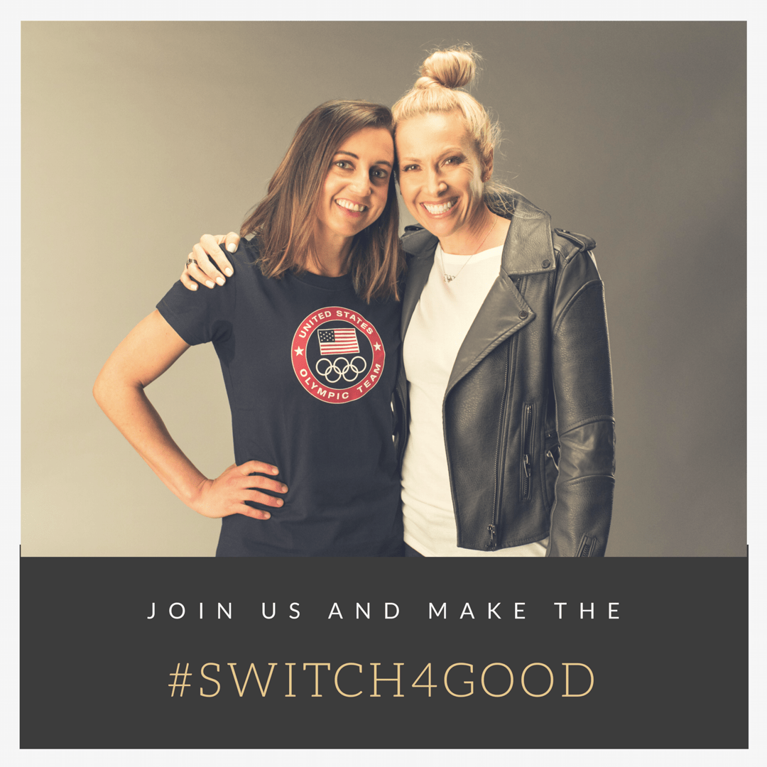#Switch4Good Olympics