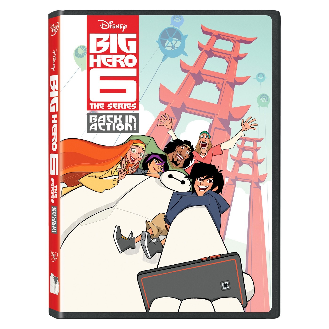 BIG HERO 6 THE SERIES – BACK IN ACTION!