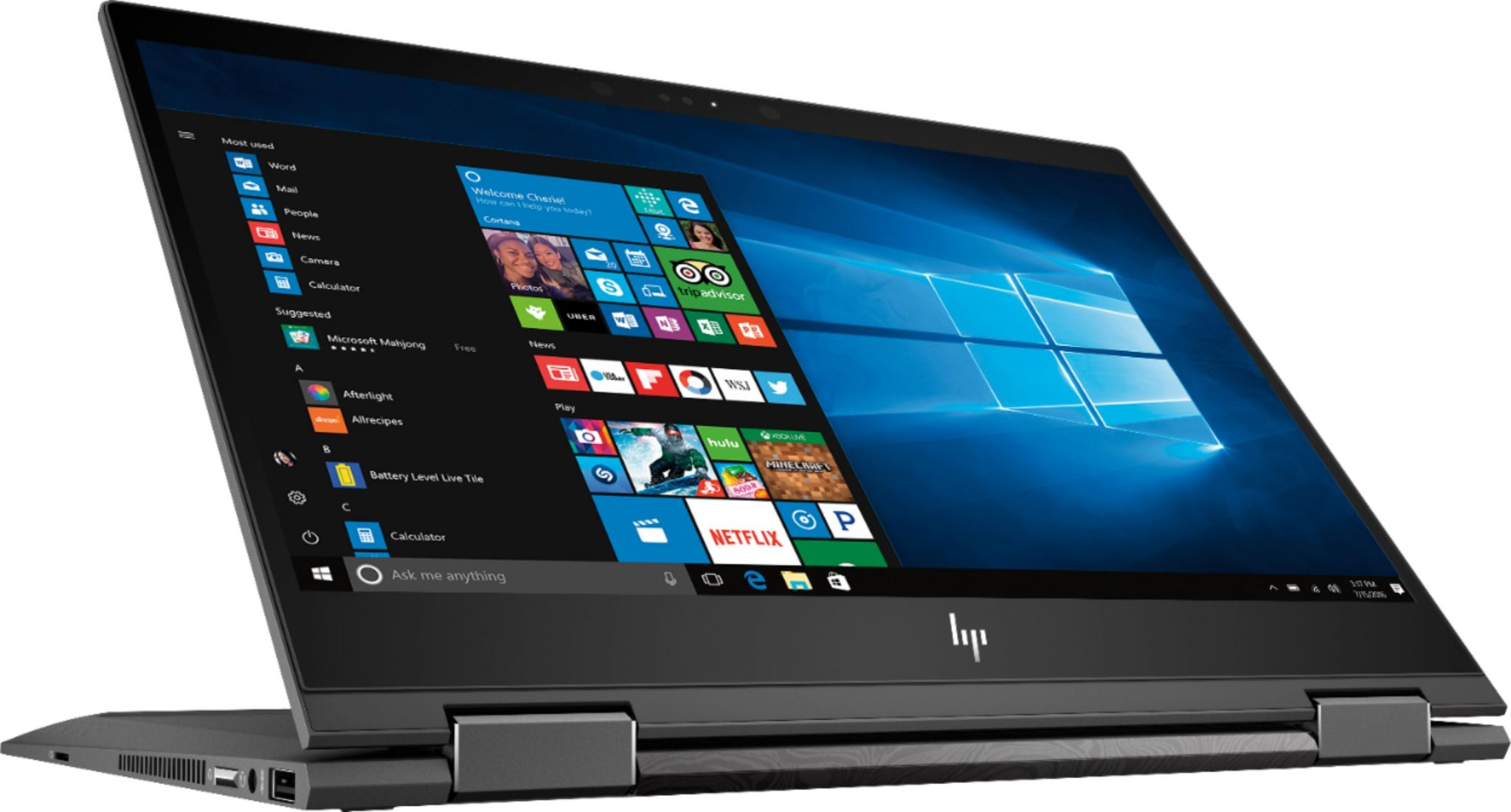 HP ENVY x360 Laptop Best Buy