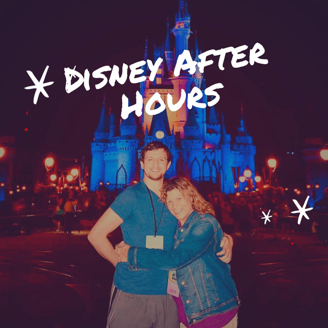 Magic Kingdom Walt Disney World Disney After Hours