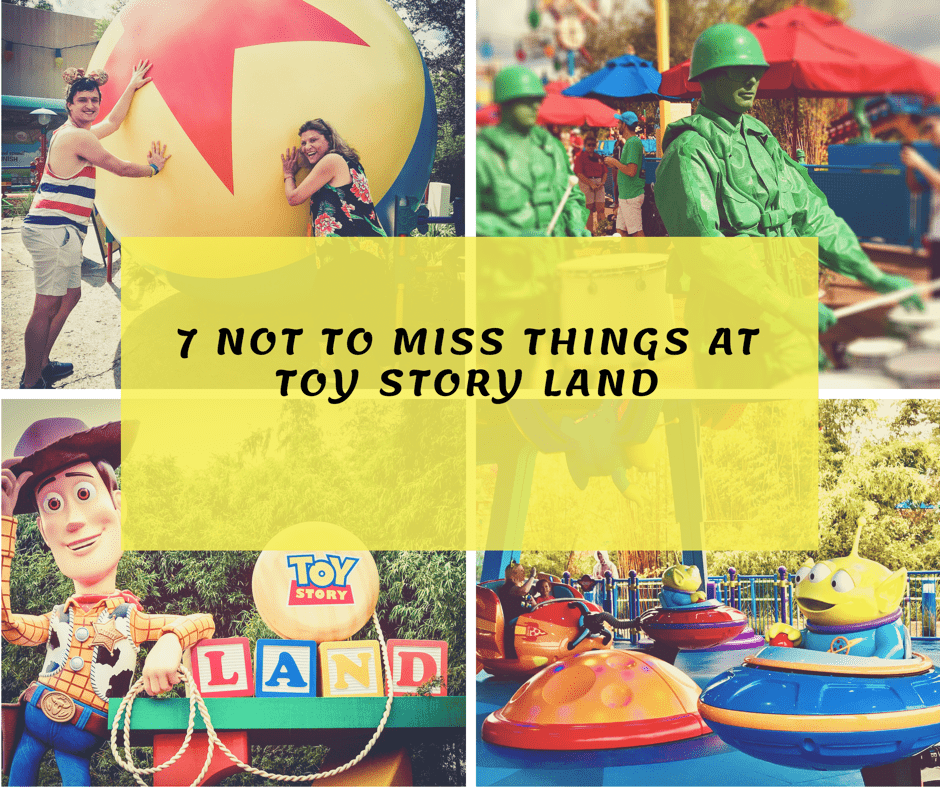Toy Story Land #ToyStoryLand #PlayBig