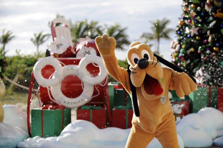 Disney Cruise Line Holiday Cruise