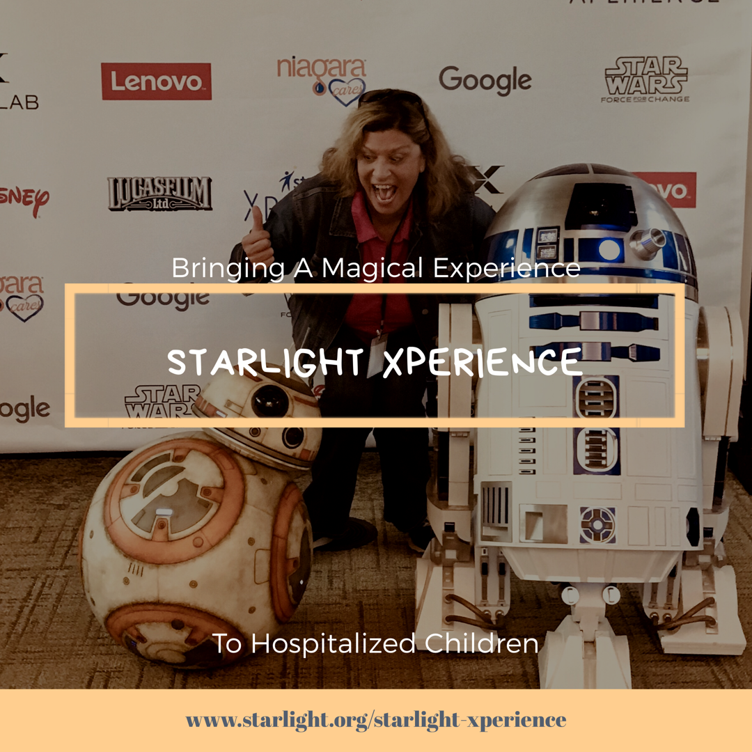 Starlight Xperience Starlight Children's Foundation