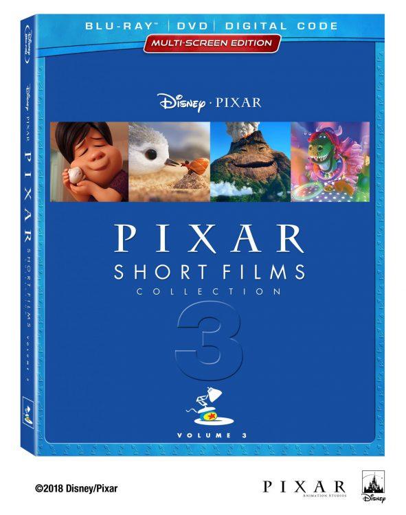 Pixar Short Film Collection Volume 3