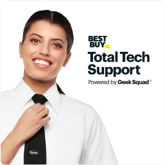 Best Buy Total Tech Support Powered by Geek Squad